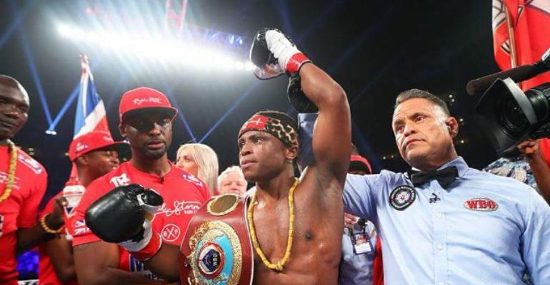 Dogboe To Defend Title Against Navarrete