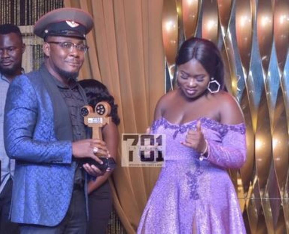 Sista Afia Wins At 3rd TV Music Video Awards 2018