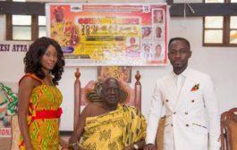 Okyeame Kwame Rocks Fans In Cape Coast
