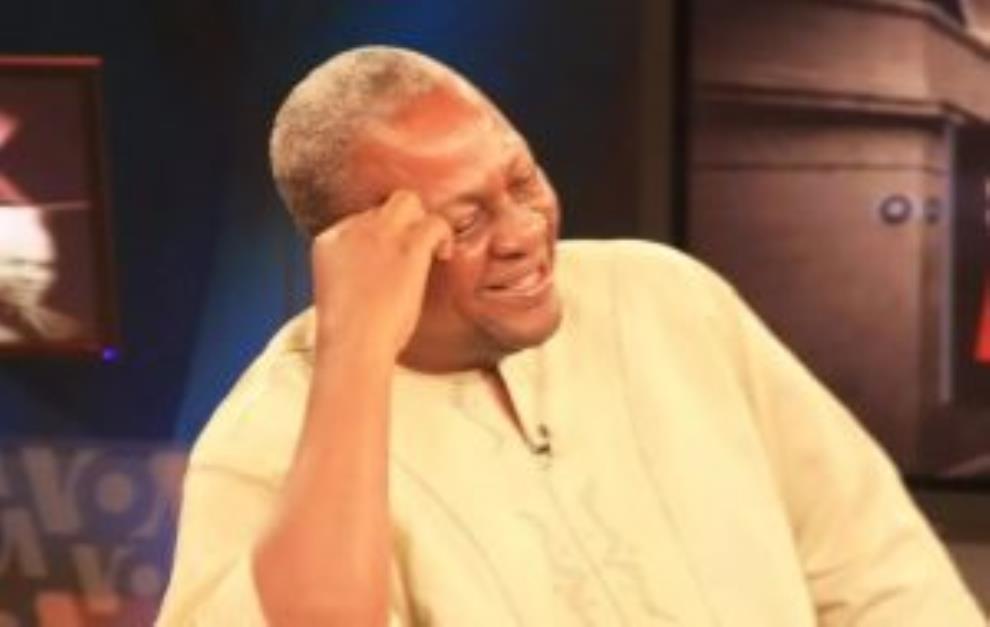 Struggling Economy: Mahama Mocks Bawumia