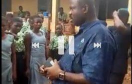 Police Invites NDC Activist Over Akamba's Video With Tempane SHS Students