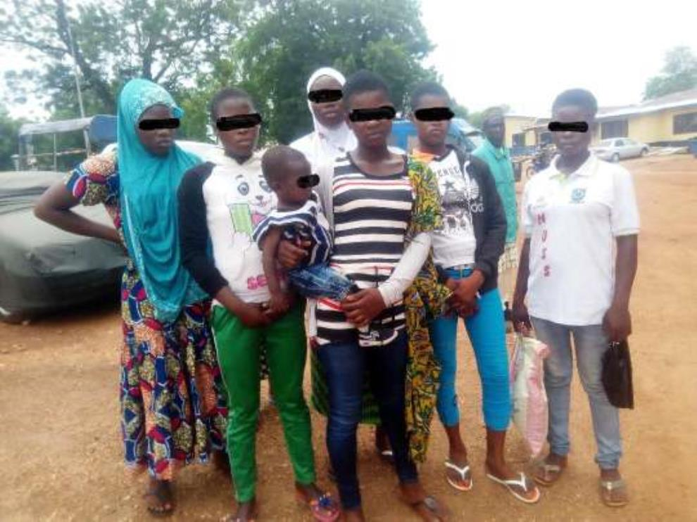 6 Pregnant Girls Forced Into Marriage Rescued