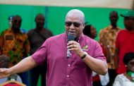 Mahama Storms Ashanti Region For Campaign