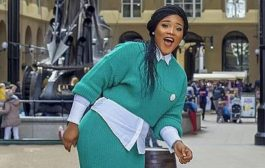 Akosua Vee Gets Funky In Latest Photos