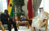 Emir Of Qatar Lauds Akufo-Addo's Good Governance