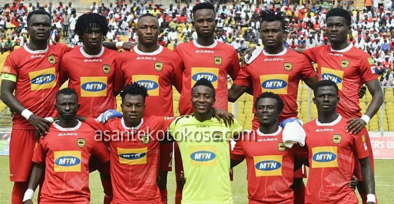 You Must Be Prayerful To Succeed At Asante Kotoko - Godfred Yeboah Advises New Recruits