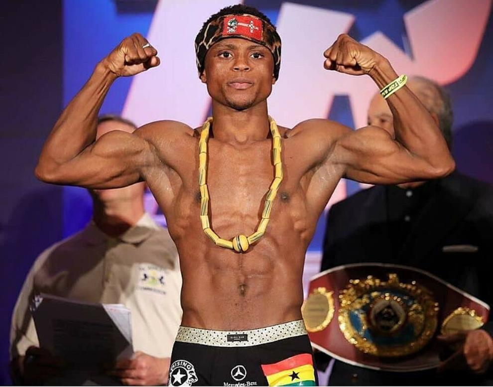 Dogbe Bouncing Back Depends Heavily On His Team – Amin Lamptey