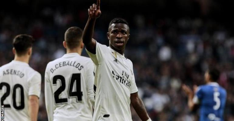 Real Madrid Win 10-1 On Aggregate In Spanish Cup