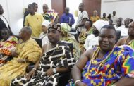 Ga Traditional Council Wants President Akufo-Addo's Help To End Chieftaincy Disputes