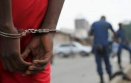 Police Nabs 'Commander' of Fake Military Camp at Gomoa Fetteh