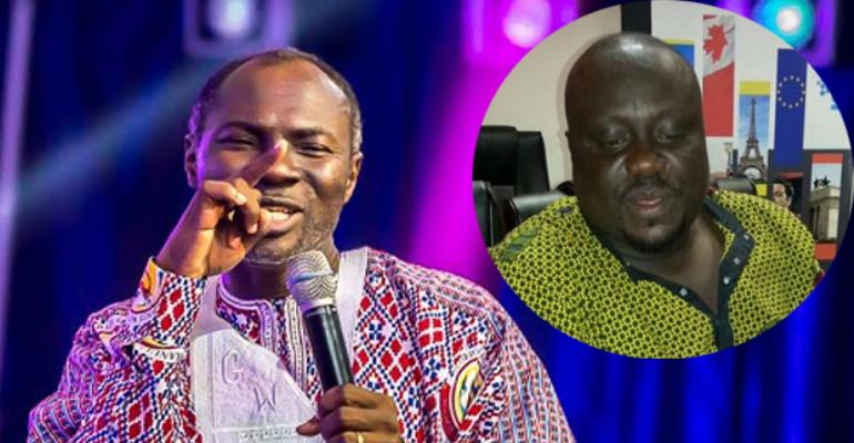 Prophet Badu Kobi Attacks FREE SHS Describing It As A 'Sham'