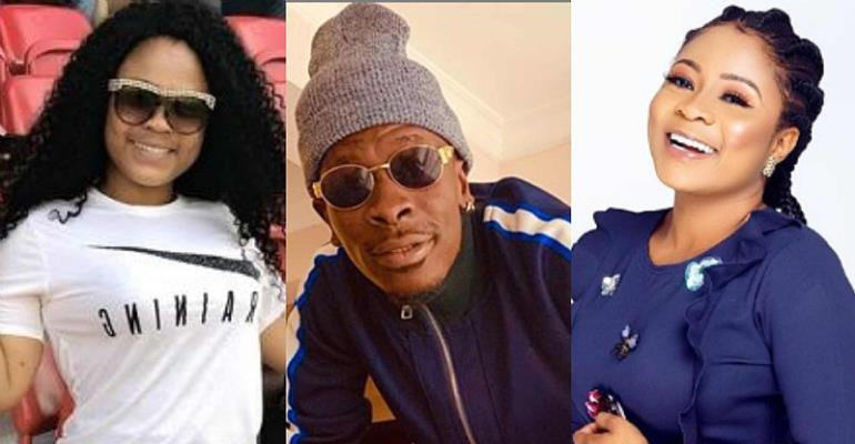 Shatta Wale Is Loving And Caring—Kisa Gbekle