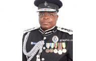 Akufo-Addo appoints James Oppong-Boanuh as acting IGP