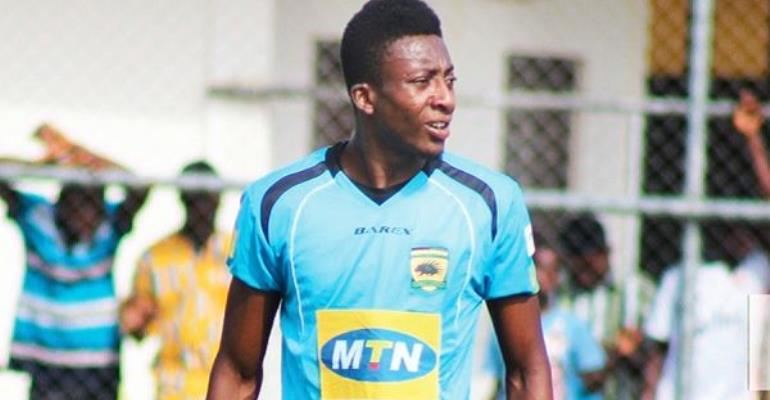 Felix Annan Charges New Kotoko Players To Give Their All To Club