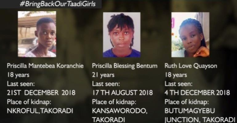 Bryan Acheampong, CID Boss Must Resign If... – Family Of T'di Missing Girls