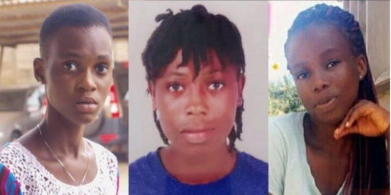 Takoradi kidnapped girls' families to refuse Police DNA request