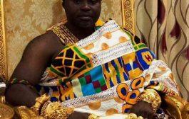Suspected killer of Otumfuo's Asamponhene arrested in Burkina Faso