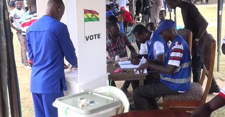 NDC Primaries: Ellembelle Votes Today