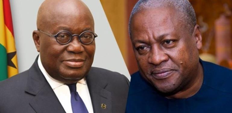 Akufo-Addo Beats Mahama On Corruption Fight— Report