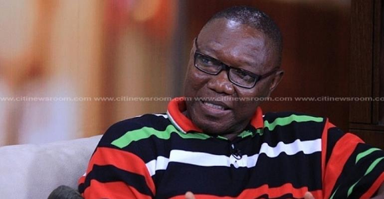 Don't Blame NAGRAT For Striking  – Clement Apaak