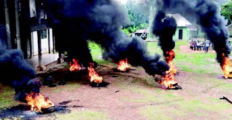 Asawase NDC Goes Berserk