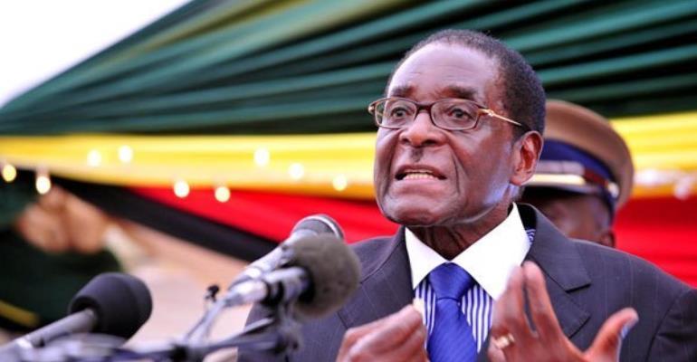 Akufo-Addo Sympathises With Zimbabweans Over Mugabe's Death
