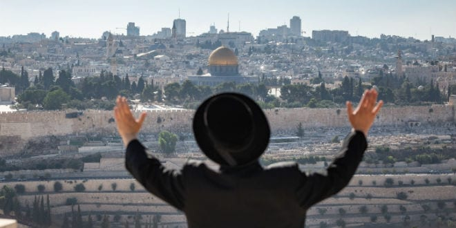 Rabbi who Predicted Trump Presidency Has Shocking New Prediction for Israel's Next Government, Messiah