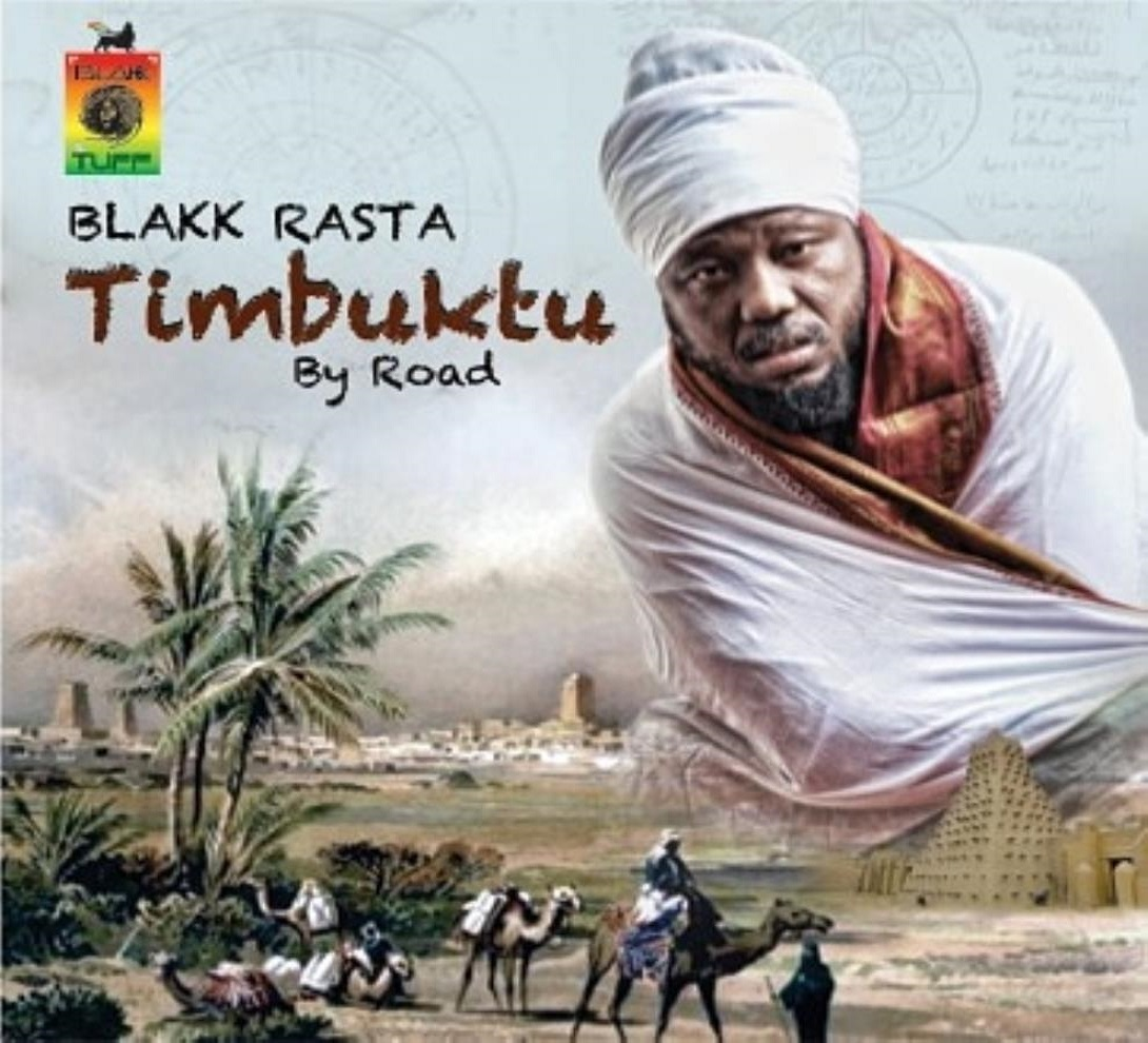 Blakk Rasta Dazzles Fans At 'Timbuktu By Road' Album Launch
