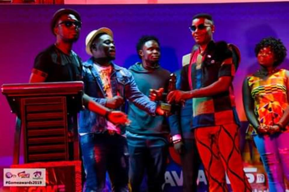 Gome Awards 2019: Adolf Tagoe Takes Home 'Onukpa Award' For His Consistency In Music