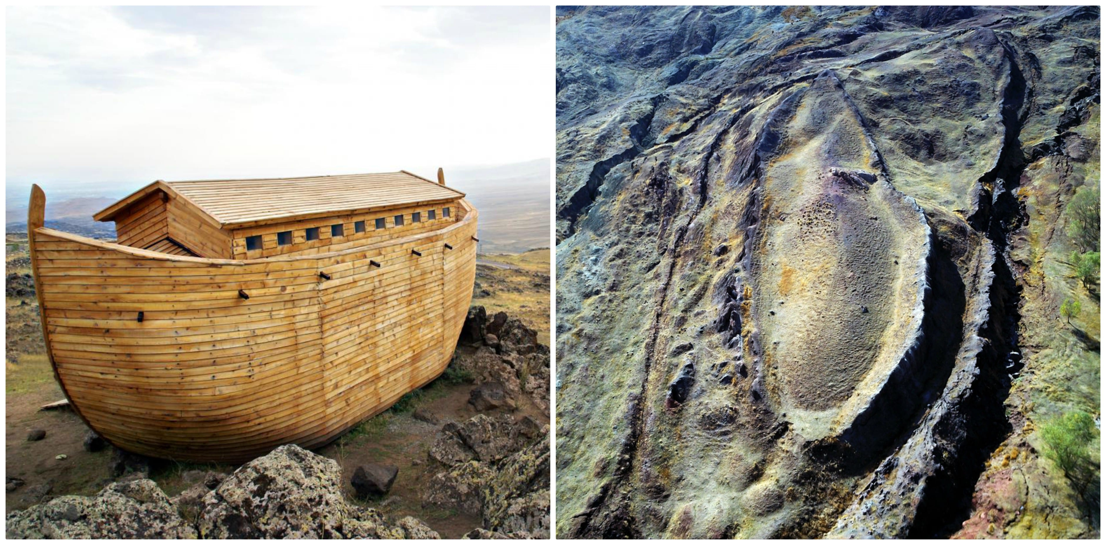 Archaeologists Discover Remains Of 2,000-Year-Old Biblical Ark