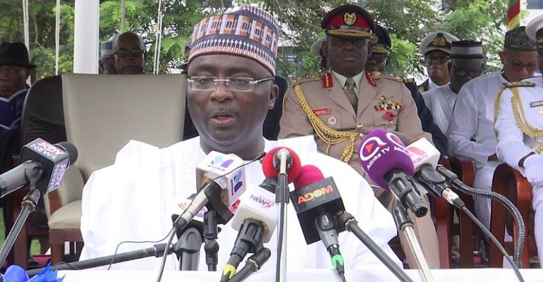 Bawumia directs military to develop social media guidelines for officers