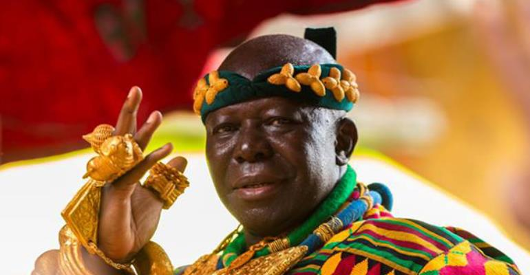 Otumfuo Education Fund Covers 600,000 Students After Two Decades