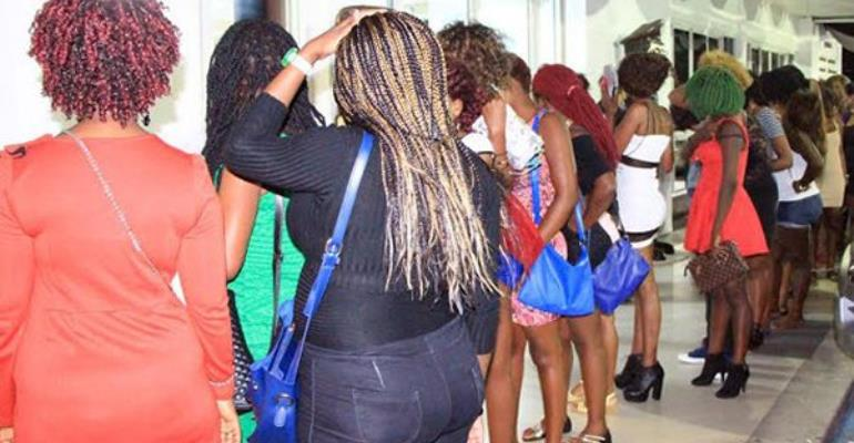 Western Region Leads With 20,000 Sex Workers