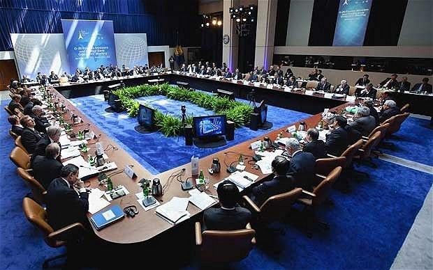 G20 debate Facebook's new cryptocurrency initiative