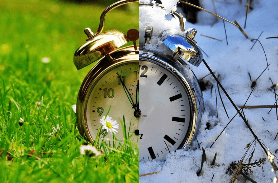Clocks changing: wasn't that meant to be finished?