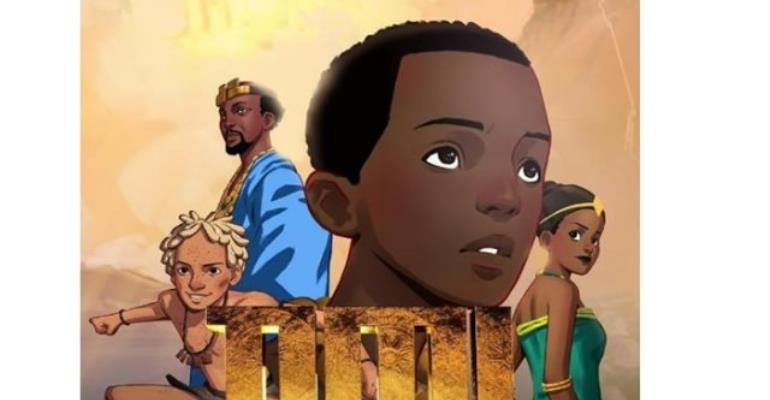 Pioneering African animation studio to release serial about Osei Tutu, Friday