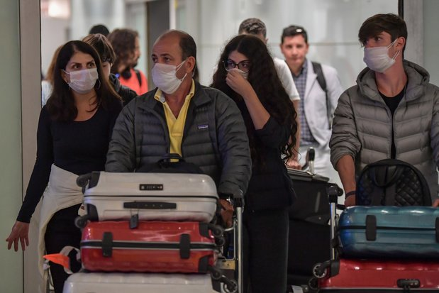 Coronavirus: Ten suspected cases in Wallonia