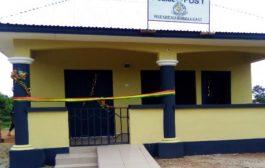 Dormaa East: Police Post Inaugurated At Nsesresu