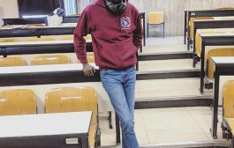 Ghanaian Student Studying In Italy Shares His Condition Amidst COVID-19 Pandemic