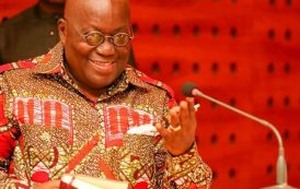 NDC's Noise-Making, Negative Comments To Distract Me Won't Work, I'm Focused — Akufo-Addo