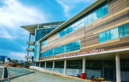 Two Employees Of Ridge Hospital Suspended For Allegedly Selling Covid-19 PPE