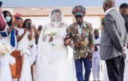 Kojo Antwi Takes Fan To The Altar