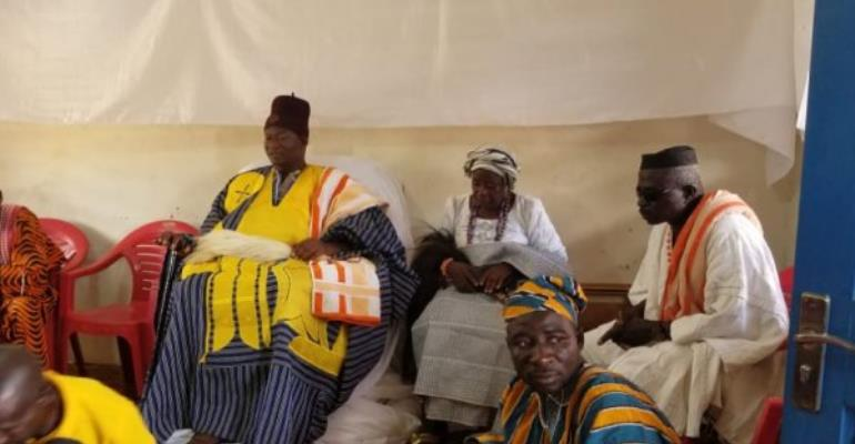 Don't Kill Yourselves Because Of Politics — Chief Of Kuyuli