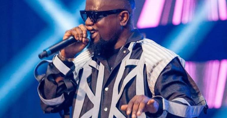 Sarkodie Crowned Artiste Of The Year