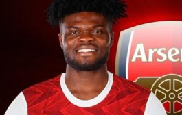 Thomas Partey's Youth Clubs To Pocket $2.25m From Arsenal's Move