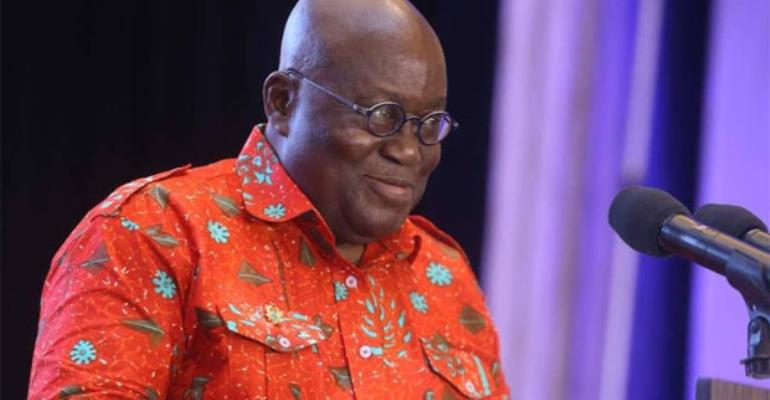 Let God touch your heart and vote massively for President Akufo-Addo on December 7th