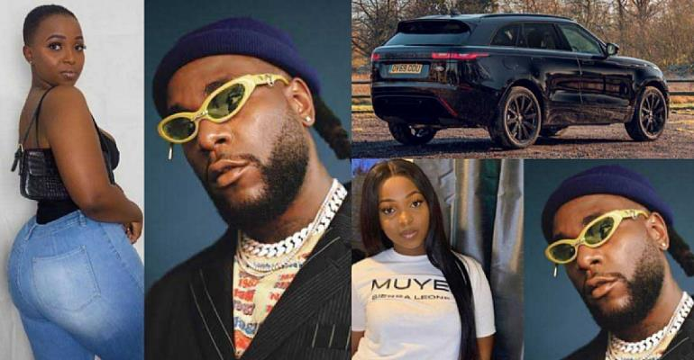 """Two years of being a side chick & you didn't get a Range Rover"" – UK Comedienne trolls Burna Boy's alleged side chick [video]"