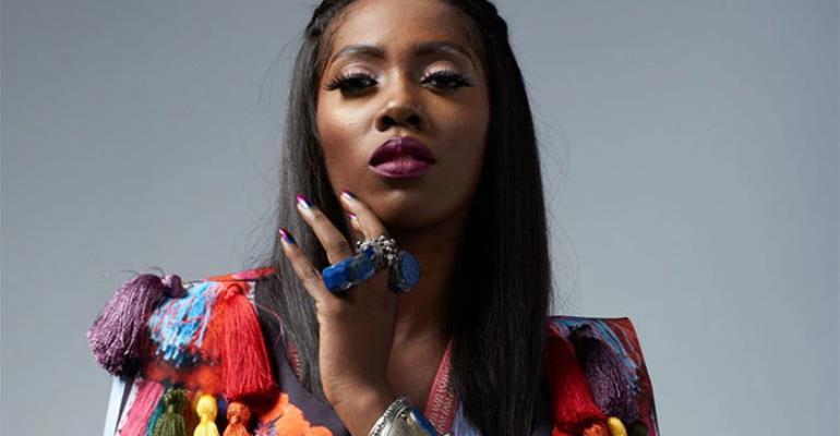 Tiwa Savage collapsed on set in London – DJ Spinall