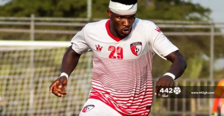 I want to score more goals to earn Black Stars invite, says WAFA star Daniel Lomotey