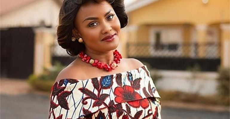 Consider appointing Nana Ama McBrown as Tourism minister — CFF-Ghana to Akufo-Addo